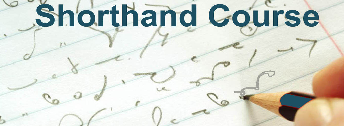 Shorthand Course in India